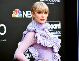 Ca sĩ Taylor Swift đứng đầu trong danh sách những người nổi tiếng được trả lương cao nhất thế giới