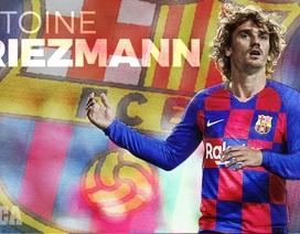 """Barcelona chính thức """"nổ bom tấn"""" Griezmann"""