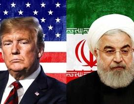 Căng thẳng Mỹ - Iran: Một sợi dây hai đầu cùng kéo