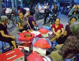 Vụ dân vây công ty bán hàng: Sở Công Thương khẳng định không xác nhận cho bán hàng