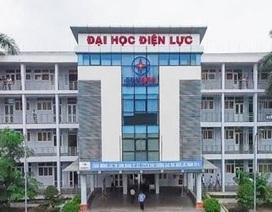 """Thanh tra Bộ GD-ĐT """"vào cuộc"""" thanh tra đột xuất Trường Đại học Điện lực"""