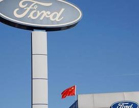 Ford và GM điêu đứng trong cuộc chiến thương mại Mỹ - Trung