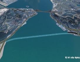 Chuẩn bị xây hầm xuyên biển lớn nhất Việt Nam, Quảng Ninh tiết kiệm 2.000 tỷ đồng/năm