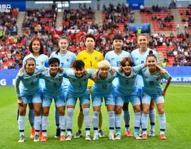 Thảm bại tại World Cup, nữ Thái Lan bị đẩy xuống dưới đội nữ Việt Nam