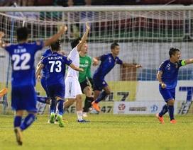 Thanh Trung lập cú đúp, Quảng Nam giành chiến thắng trước Sài Gòn FC