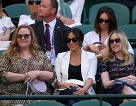 Công nương Kate Middleton diện váy gần 4000 USD đi xem tennis