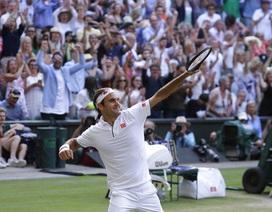 Đánh bại Nadal, Federer tiến vào chung kết gặp Djokovic