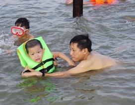 Phòng chống đuối nước, Nghệ An sẽ đưa môn bơi vào trường học
