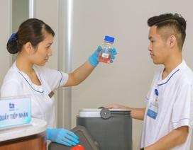 Ngân hàng Tế bào gốc đầu tiên tại Việt Nam chính thức đi vào hoạt động
