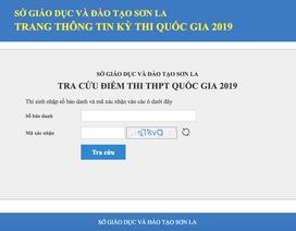 Hà Giang, Sơn La, Hòa Bình đồng loạt lên sớm điểm thi THPT quốc gia 2019