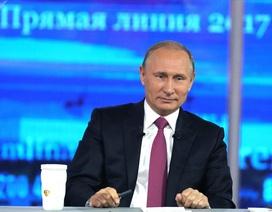 """Top thương hiệu """"ăn theo"""" đình đám nhờ Tổng thống Nga Putin"""