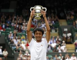 Nam thiếu niên Nhật Bản vô địch giải trẻ Wimbledon 2019