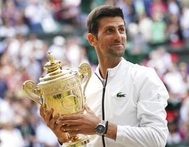 """Djokovic: """"Tôi đã chiến thắng một tay vợt vĩ đại như Federer"""""""