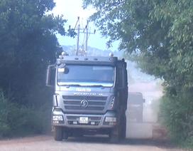 """Phó chủ tịch tỉnh Đắk Nông: """"Đường cấm tải trên 10 tấn sao xe hàng chục tấn ngang nhiên chạy?"""""""