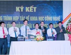 ĐH Đà Nẵng ký kết hợp tác khoa học công nghệ với tỉnh Quảng Ngãi