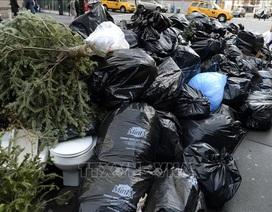 Mỹ là quốc gia thải nhiều rác nhất thế giới