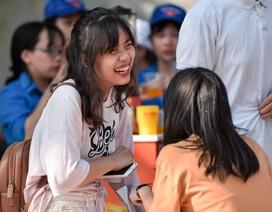 """Phổ điểm thi THPT quốc gia 2019: Các trường đại học không thể tuyển sinh """"ồ ạt"""""""