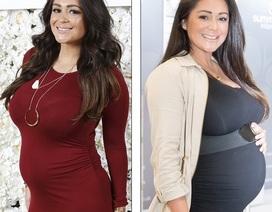 Casey Batchelor mang thai lần hai