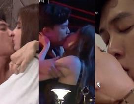 """Sự thật phía sau 3 nụ hôn của Quốc Trường với bạn diễn trong """"Về nhà đi con"""""""