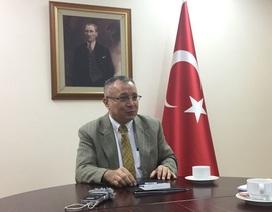 Đại sứ Thổ Nhĩ Kỳ nói về việc mua hệ thống phòng thủ tên lửa S-400 của Nga