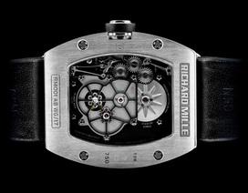RM 001 Tourbillon - chiếc đồng hồ làm nên tên tuổi Richard Mille