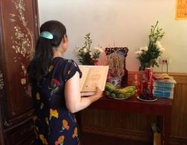 Trường ĐH Thủy Lợi về quê trao bằng Thạc sĩ cho học viên đã mất