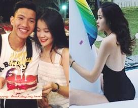 Bạn gái hotgirl của Đoàn Văn Hậu diện bikini khoe đường cong nóng bỏng
