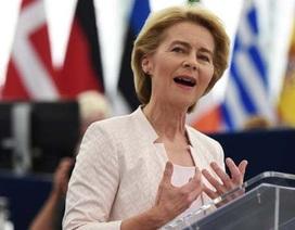 """Ủy ban châu Âu EC có """"nữ tướng"""" đầu tiên trong lịch sử"""