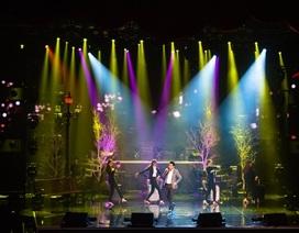 """Live show """"Tình lúa duyên trăng"""" được trình diễn tại Nhà hát Corona Phú Quốc"""