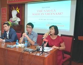 """Chuyên gia tranh luận: Asanzo chưa chắc đã sai về nhãn mác """"Made in Vietnam""""!"""
