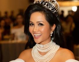 Hoa hậu H'hen Niê xúc động nhìn lại 2 năm nhiệm kỳ