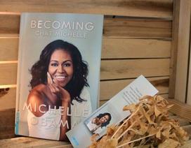 """""""Chất Michelle""""- cuốn sách được mong đợi nhất 2019 chính thức phát hành ở Việt Nam"""