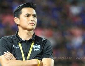 HLV Kiatisak nói gì khi Thái Lan gặp tuyển Việt Nam ở vòng loại World Cup?