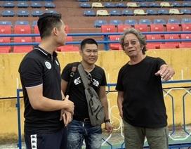 Nhạc sĩ Phó Đức Phương sẽ hòa giọng cùng khán giả trận FC Hà Nội gặp HA Gia Lai