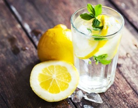 Nước chanh có tốt cho sức khỏe không?