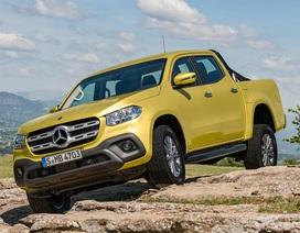 Rộ tin đồn Mercedes-Benz dừng sản xuất xe bán tải X-Class