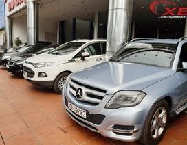 Xe sang 10 năm tuổi tầm giá từ 600 triệu đồng hút khách Việt