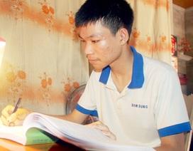 Đạt 28,3 điểm khối A1, cậu học trò nghèo nuôi ước mơ thành lập trình viên