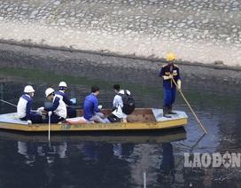 """Cống hóa sông Tô Lịch: """"Mất nhiều được chẳng là bao"""""""