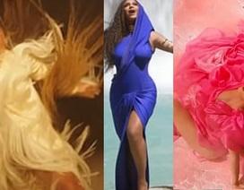 Beyonce thay 10 bộ váy trong MV mới
