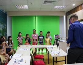 Ứng dụng công nghệ vào giảng dạy tiếng Anh trẻ em trong thời đại 4.0