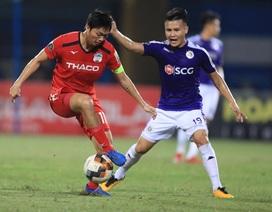 HA Gia Lai bị đội cuối bảng Khánh Hoà áp sát tại V-League