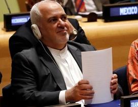 Ngoại trưởng Iran giận dữ khi chỉ được di chuyển trong 6 dãy nhà tại Mỹ