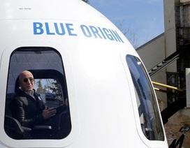 """Người giàu nhất hành tinh, Jeff Bezos: """"Tôi đầu tư hàng tỷ đô la vào công nghệ vũ trụ bởi vì chúng ta đang hủy diệt Trái đất"""""""