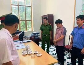 Đình chỉ công tác Phó giám đốc Ban GPMB thành phố Thanh Hóa