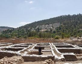 Phát hiện khu dân cư thời Đồ đá mới khổng lồ gần Jerusalem