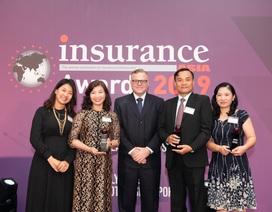 Prudential ghi dấu 20 năm phát triển bền vững tại Việt Nam với nhiều giải thưởng danh giá tại Châu á