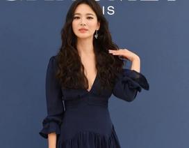 Song Hye Kyo nói gì trong bài phỏng vấn đầu tiên sau khi ly hôn