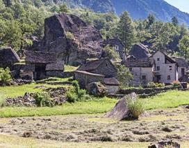 Thị trấn ở Thụy Sĩ bán 9 ngôi nhà với giá chỉ một Franc