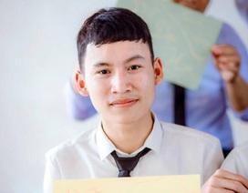 Bản lĩnh của cậu học trò mồ côi đạt 27,25 điểm khối C